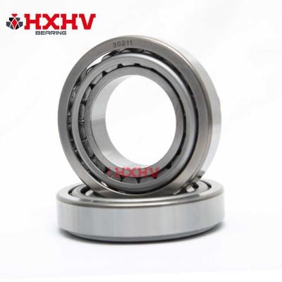 30211 HXHV Single Row Tapered Roller Bearing