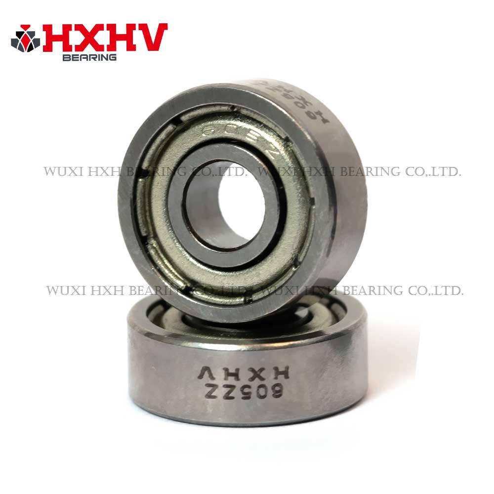 605zz 5x14x5 mm - HXHV deep groove ball bearing (1)