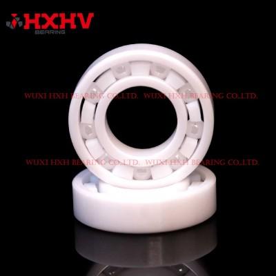 HXHV full ceramic ball bearings 688 with 9 ZrO2 balls and PTFE retainer