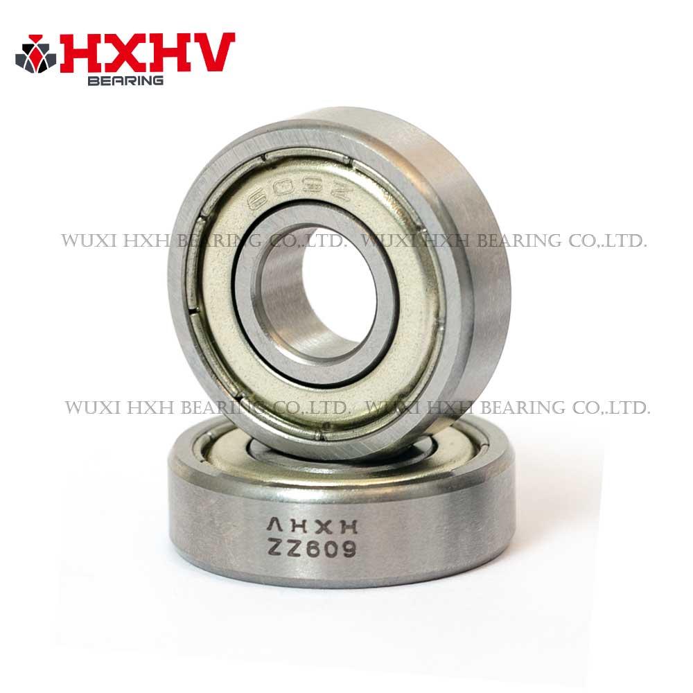 HXHV ball bearing 609zz with size 9x21x7 mm