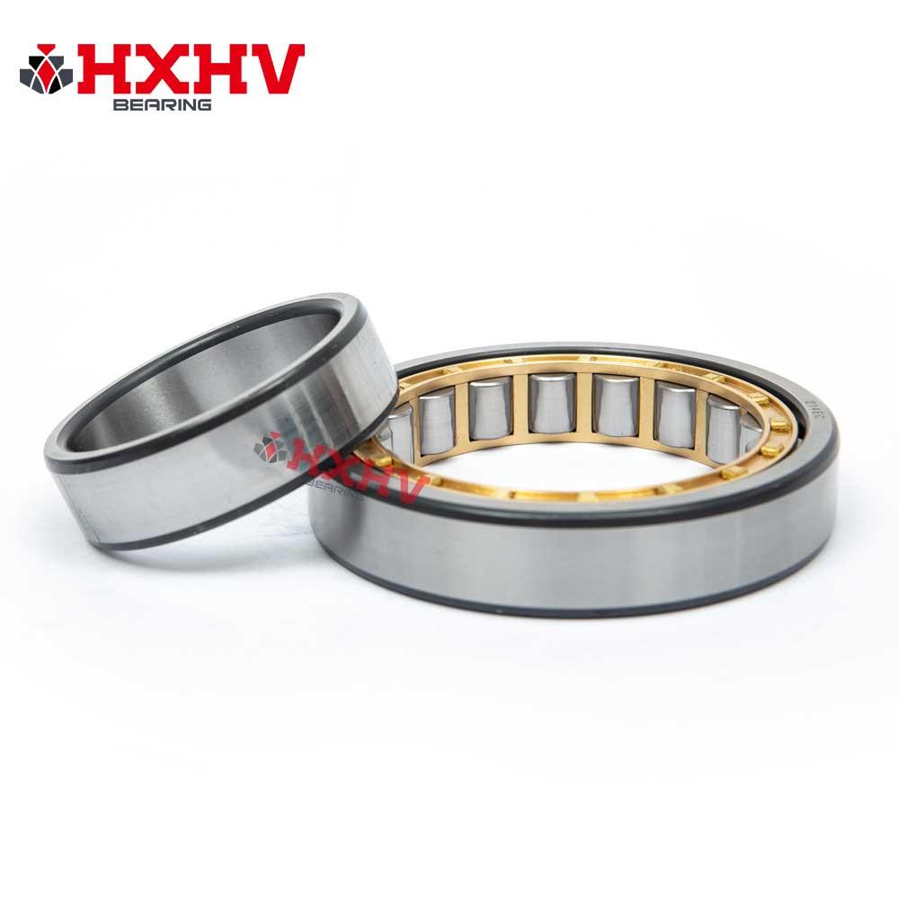 NU214ECM HXHV Cylindrical Roller Bearing