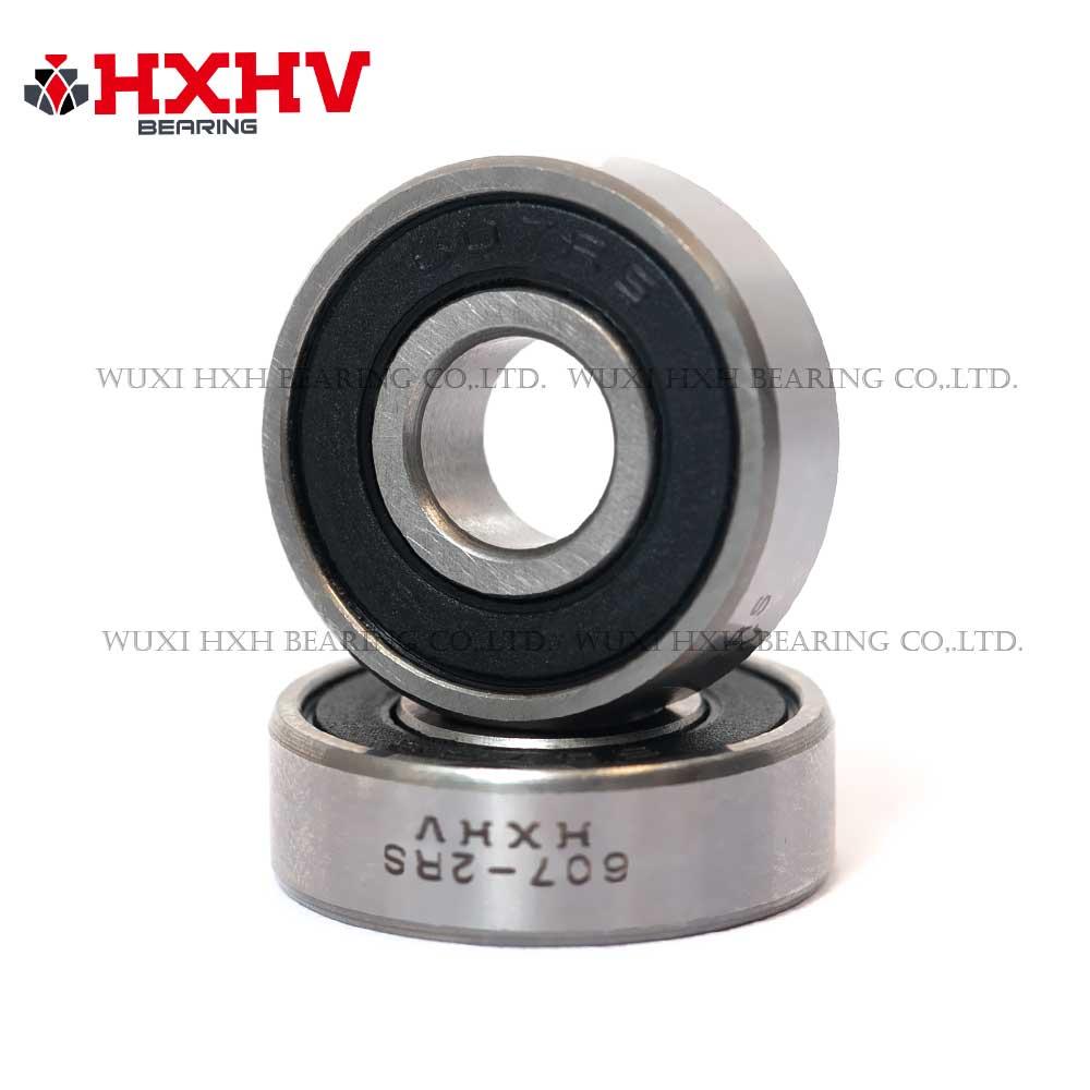 607-2rs 7x19x6 mm - HXHV Deep groove ball bearing