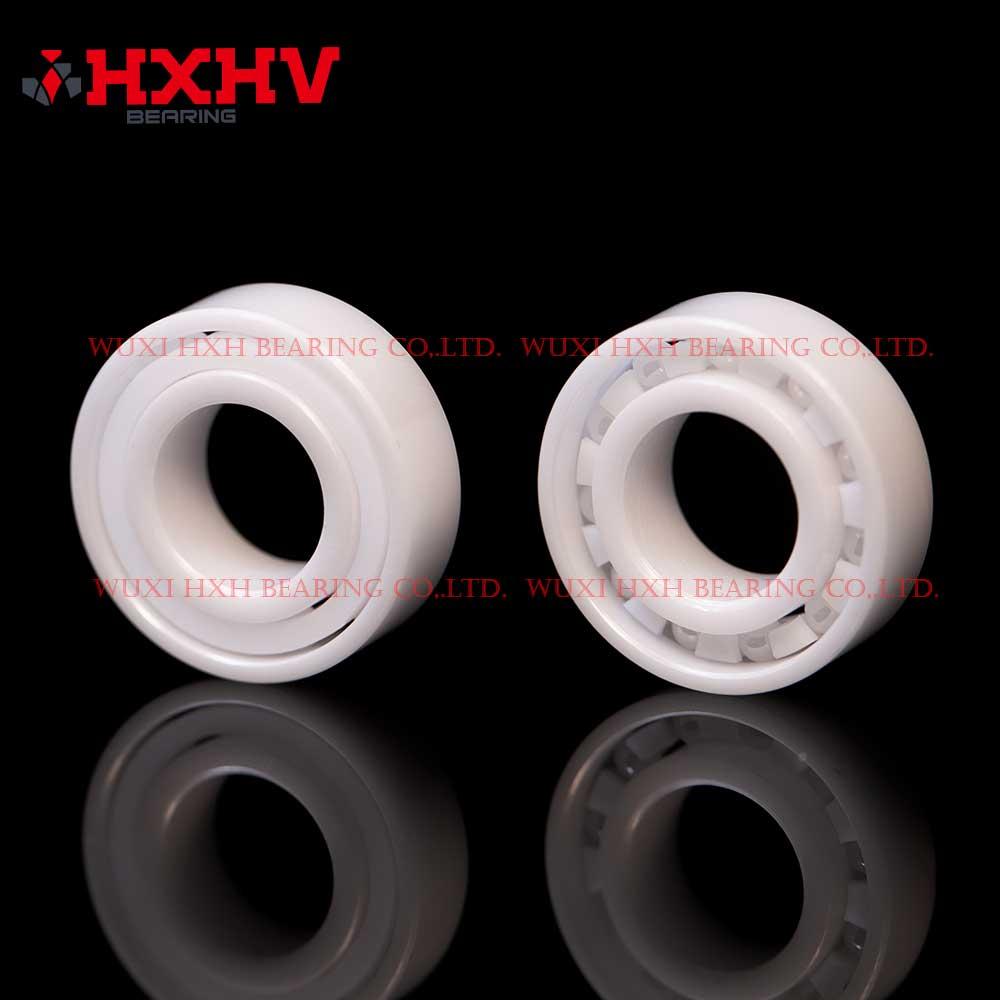 HXHV full ceramic ball bearings 688 with 11 ZrO2 balls and PTFE retainer