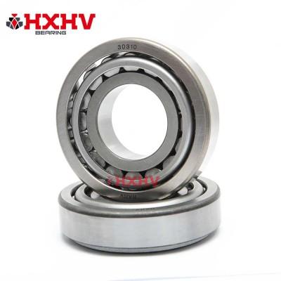 30310 HXHV Single Row Tapered Roller Bearing