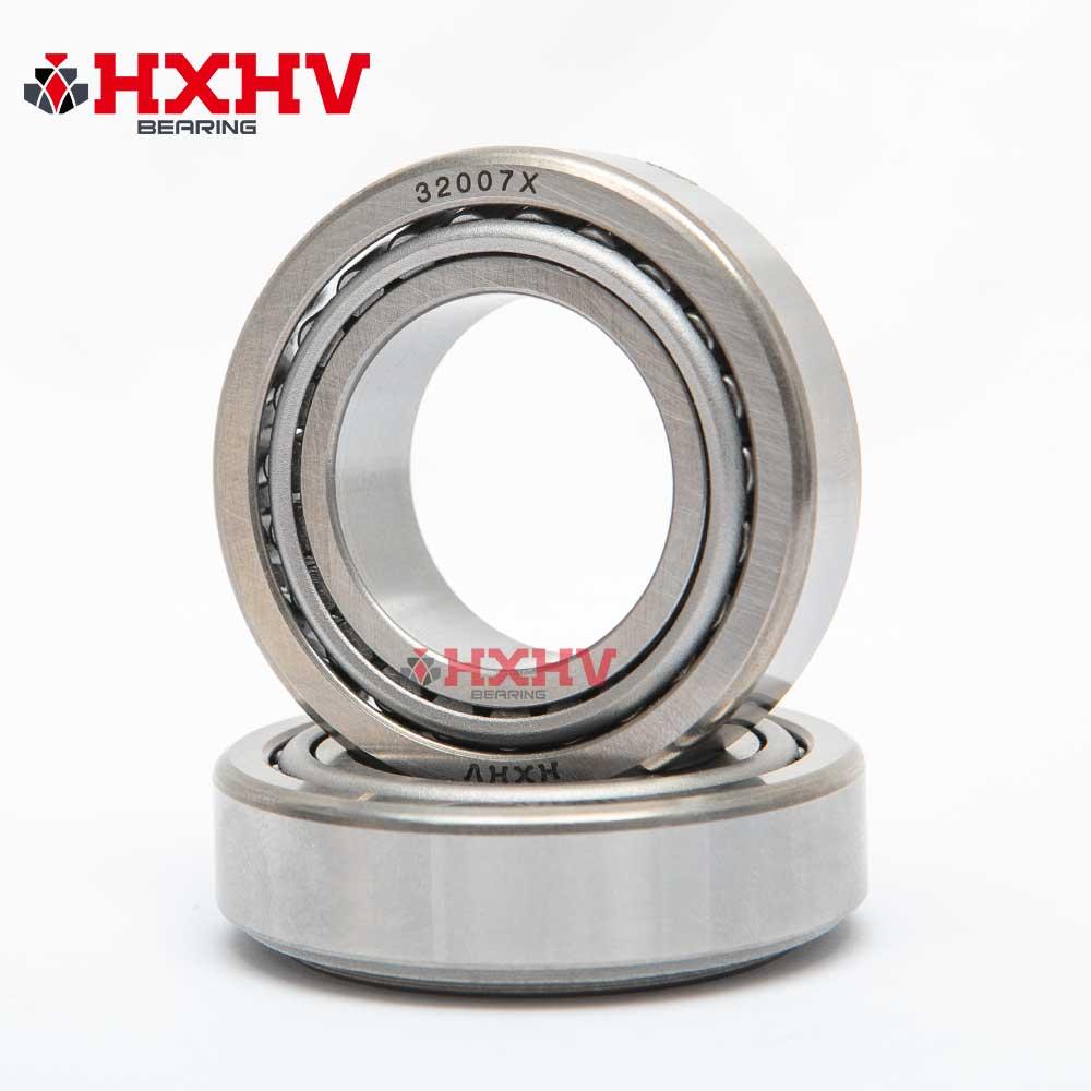 32007X HXHV Single Row Tapered Roller Bearing (1)