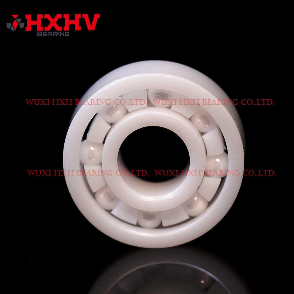HXHV full ceramic ball bearings 696 with 8 ZrO2 balls and PTFE retainer (1)