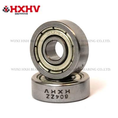 604zz with size 4x12x4 mm – HXHV Deep Groove Ball Bearing