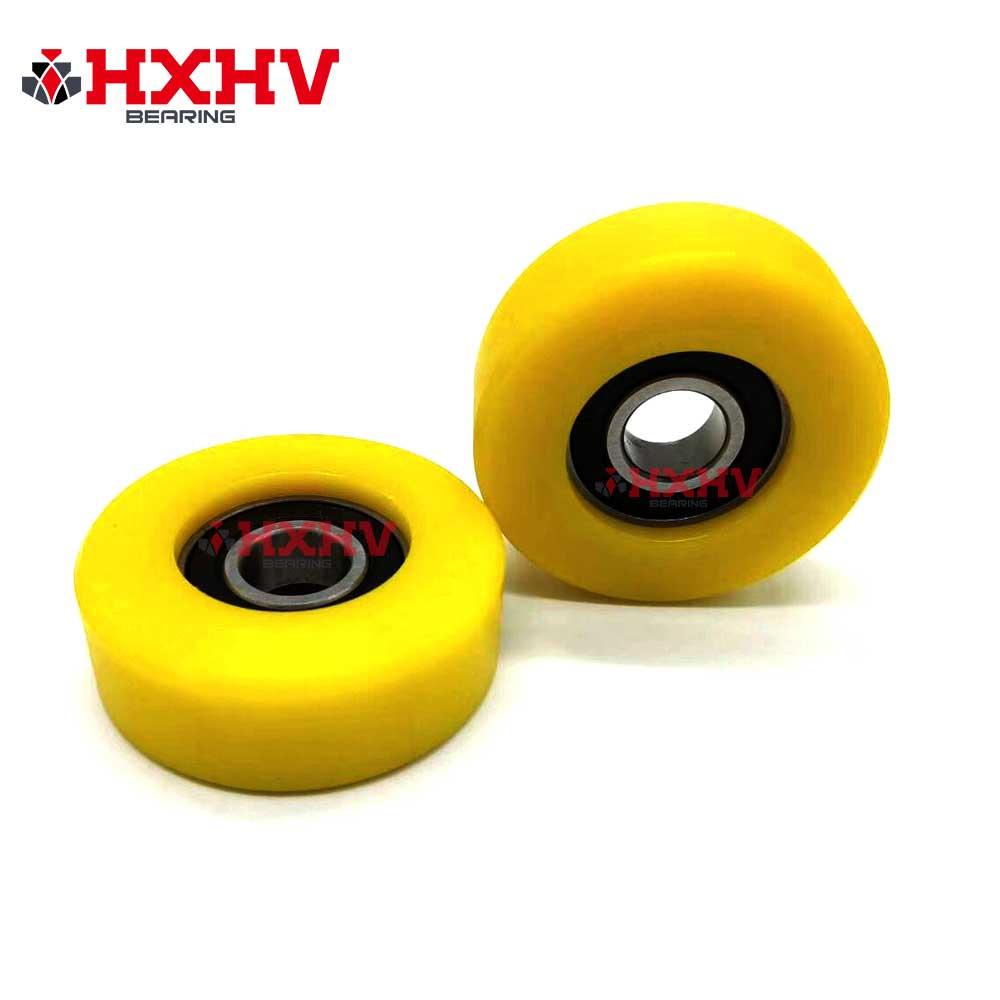 HXHV Plastic Wheel with Bearing