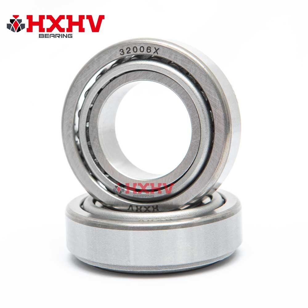 32006X HXHV Single Row Tapered Roller Bearing (1)
