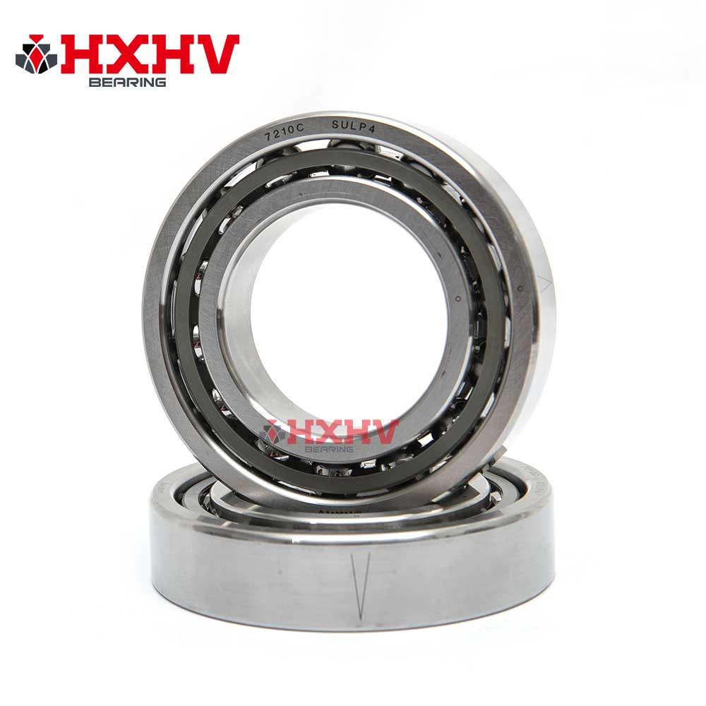 7210C HXHV Angular Contact Ball Bearings with size 50x90x20 mm