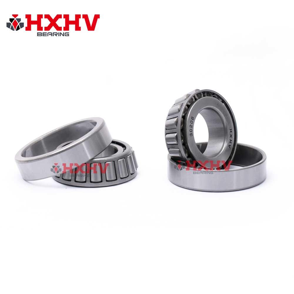 30206 HXHV Tapered Roller Bearing