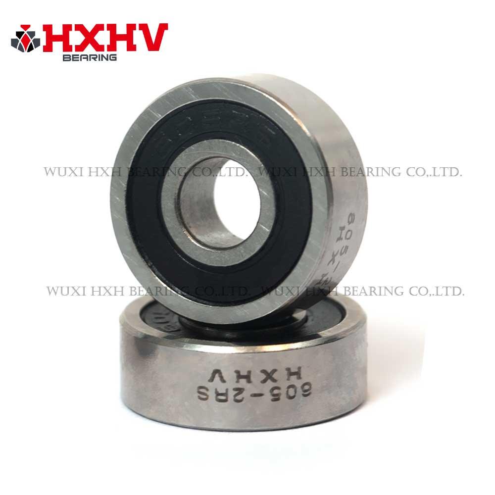 605-2RS 5x14x5 mm - HXHV deep groove ball bearing
