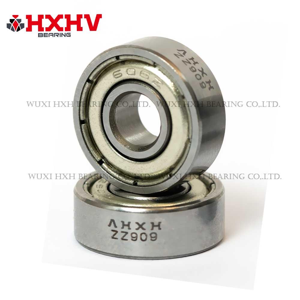 606zz 6x17x6 mm - HXHV Deep groove ball bearing