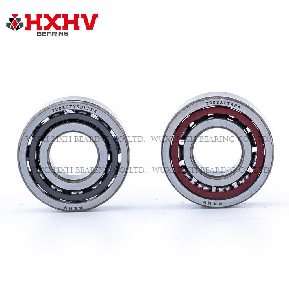 7203CTYNDULP4 & 7203ACTAP4 - HXHV Angular Contact Bearing (1)