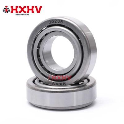 30205 HXHV Single Row Tapered Roller Bearing