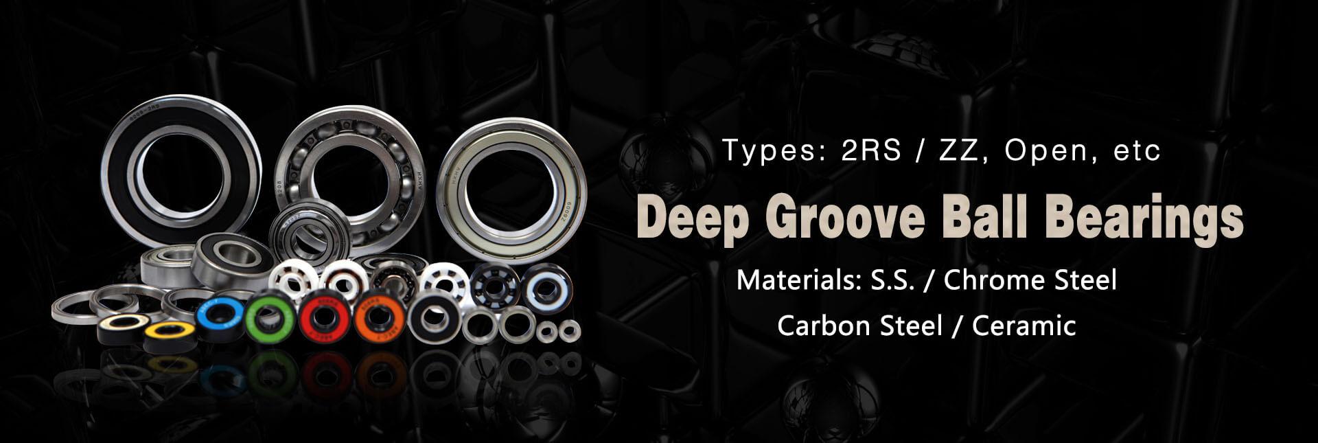 HXHV Deep groove ball bearings