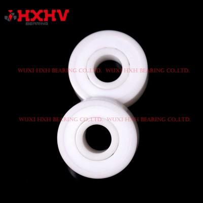 HXHV Bearing 608, ZrO2 full ceramic ball bearings 608 sealed by PTFE