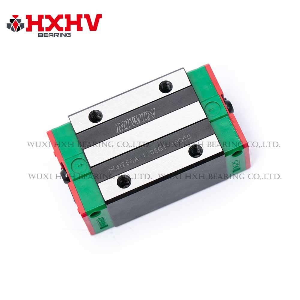 HIWIN Linear Motion Guid block HGH25CA (1)