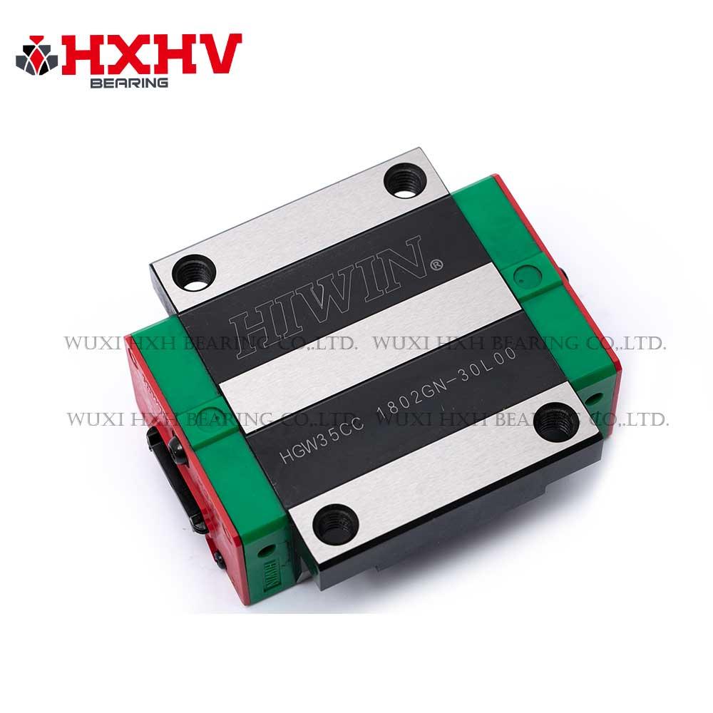 HIWIN Linear Motion Guid block HGW35CC (1)
