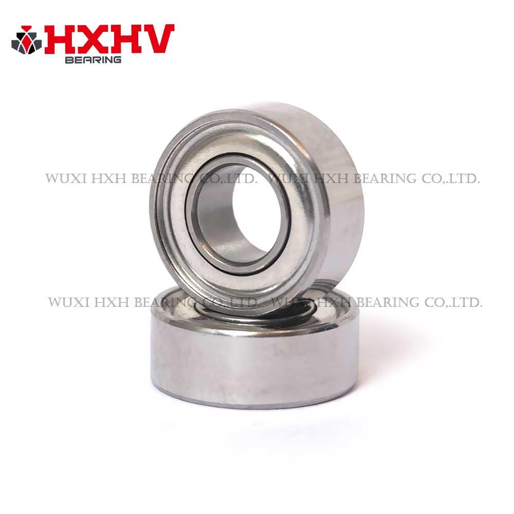 HXHV Bearing 686-zz deep groove ball bearing with size 6x13x3.5 mm