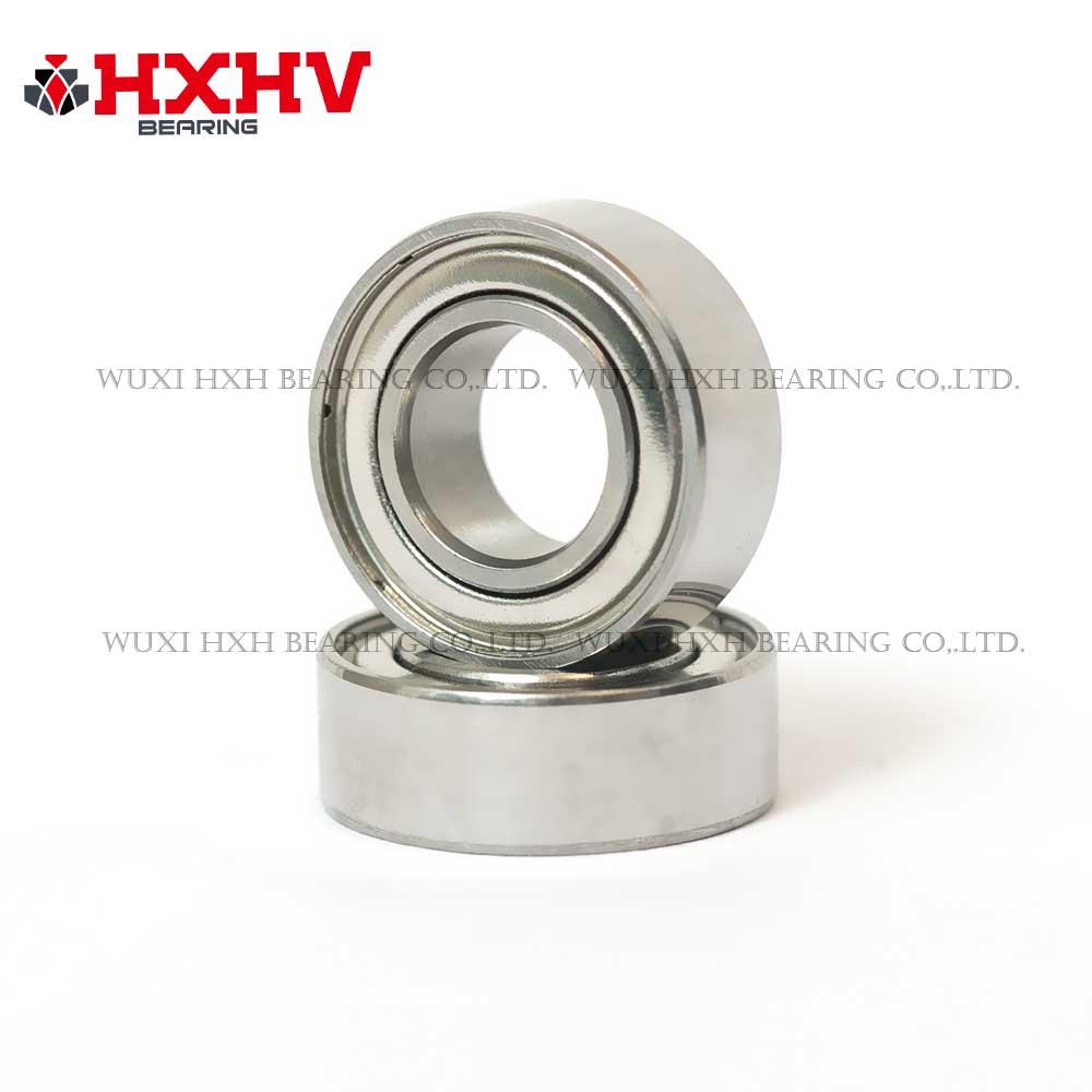 HXHV Bearing 687-zz deep groove ball bearing with size 7x14x3.5 mm