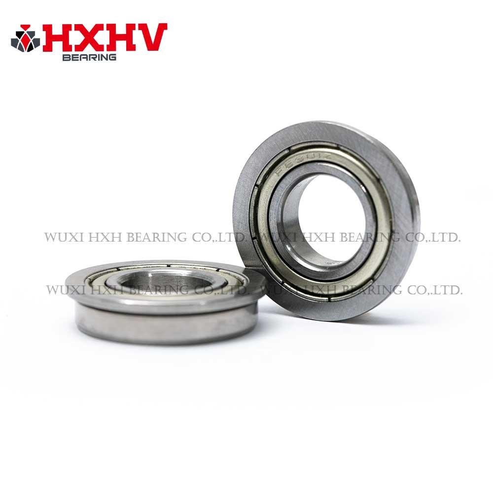 HXHV Flanged Ball Bearing F6901zz with size 12x24x6 mm (1)