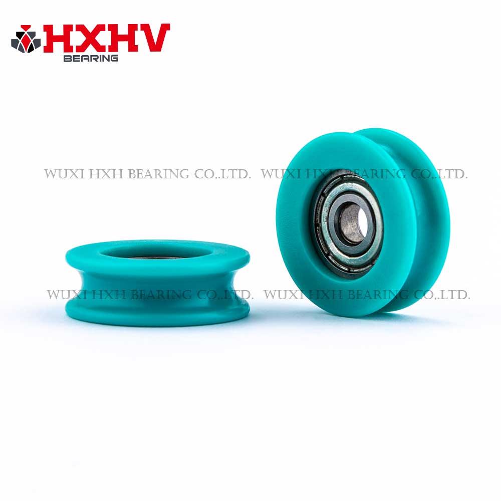 HXHV Green sliding screen door rollers (2)