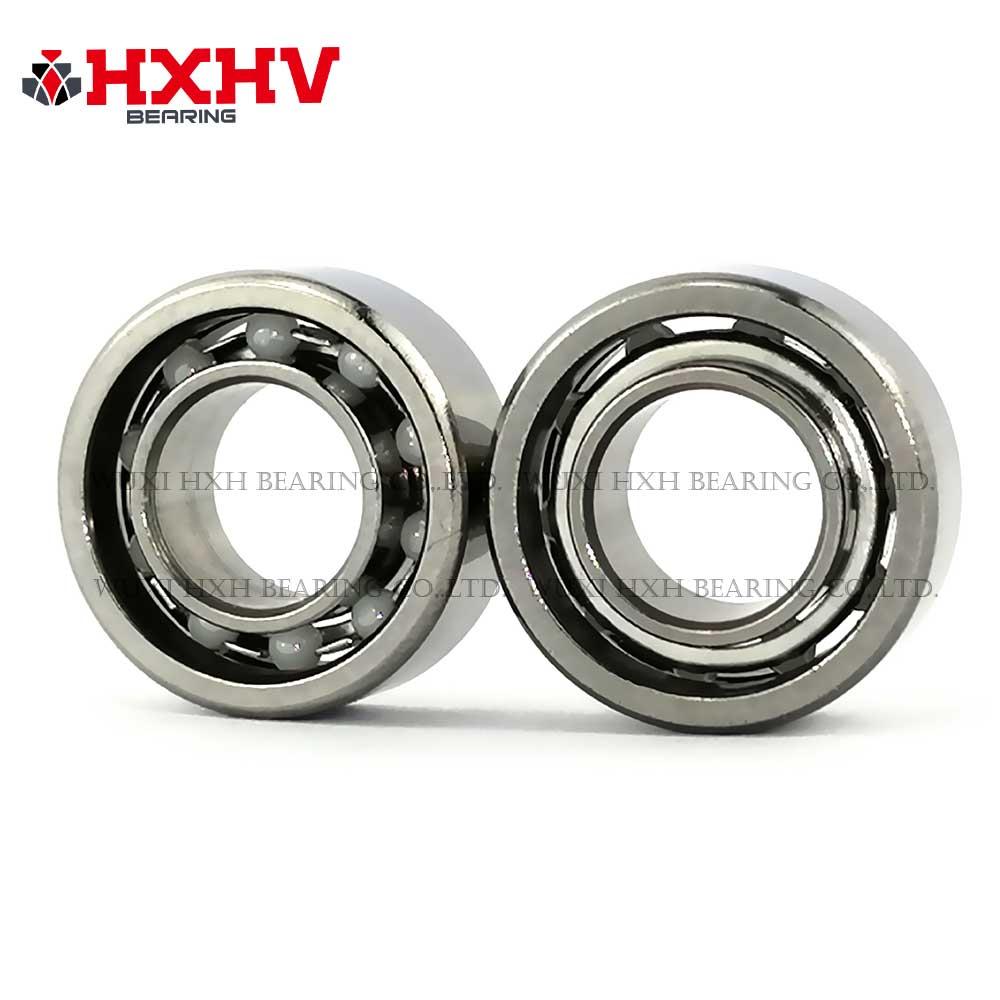 HXHV Hybrid ceramic bearing R188 with s.s. crown retainer and 10 ZrO2 balls (1)