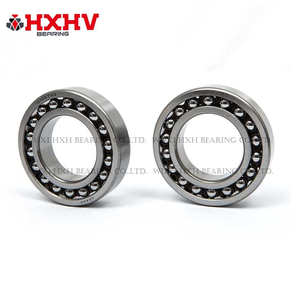 HXHV Self-aligning ball bearings 1210 ETN9 with nylon retainer (1)