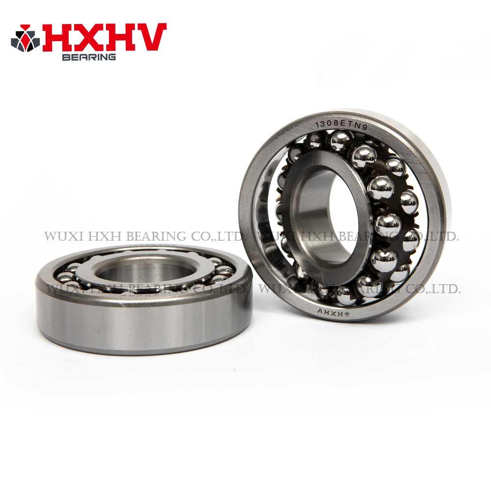 HXHV Self-aligning ball bearings 1308 ETN9 with nylon retainer (1)