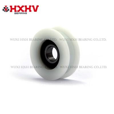 HXHV Trunk wheel