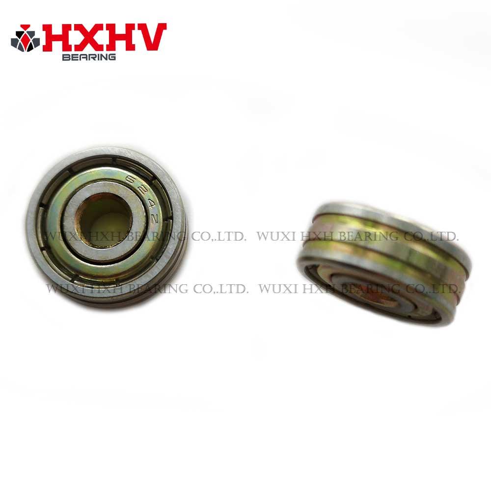 HXHV ball bearing 624ZZNN with zinc plated & 72 hours Salt Spray Test (1)