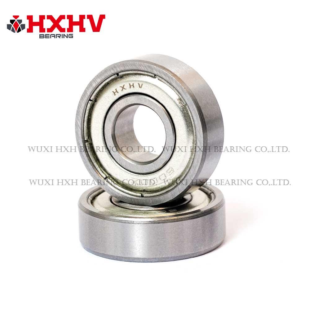 6000zz 10x26x8 mm - HXHV Deep groove ball bearing
