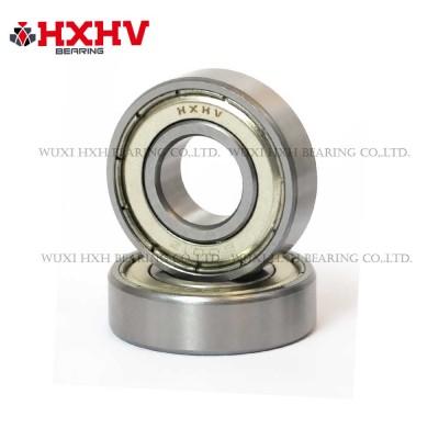 6001-ZZ with size 12x28x8 mm- HXHV Deep Groove Ball Bearing