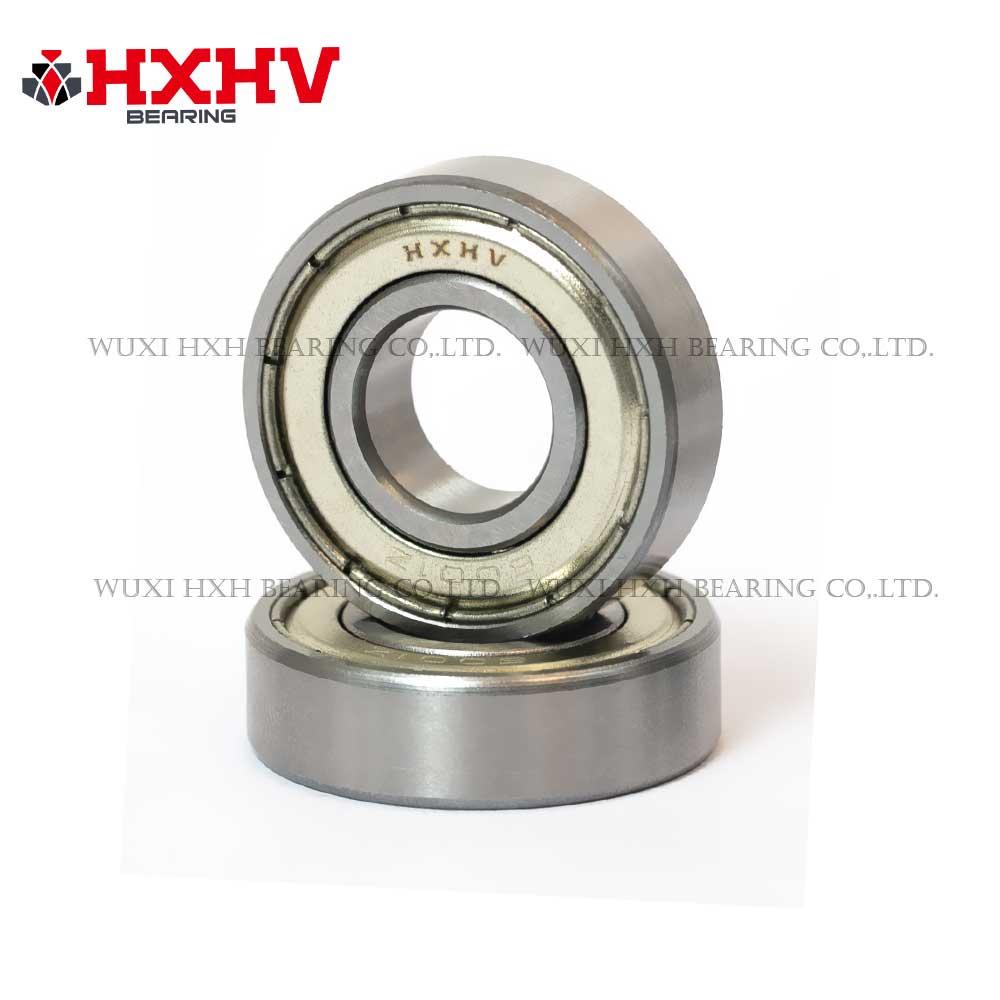 HXHV bearing 6001-ZZ deep groove ball bearing with size 12x28x8 mm