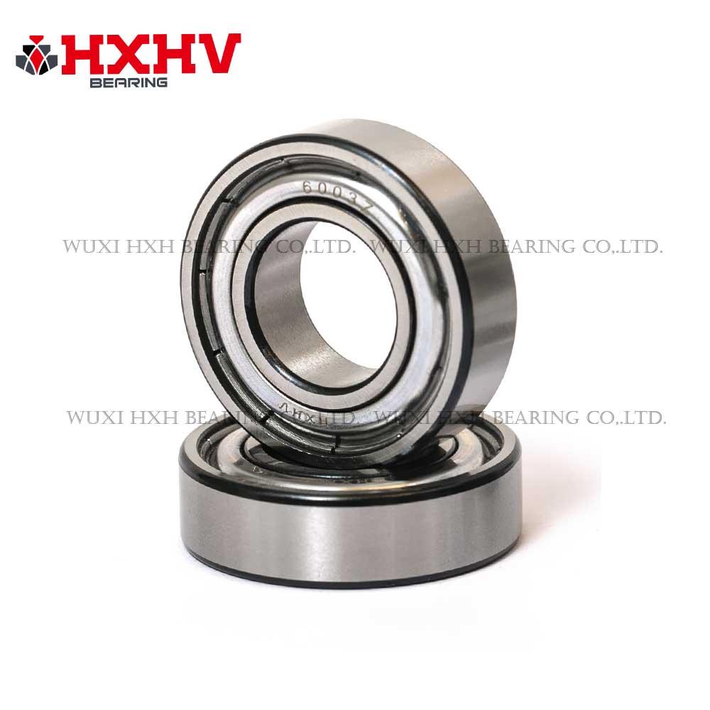 HXHV bearing 6003-zz deep groove ball bearing with black edge
