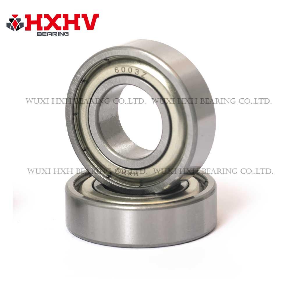 HXHV bearing 6003-zz deep groove ball bearing with size 17x35x10 mm