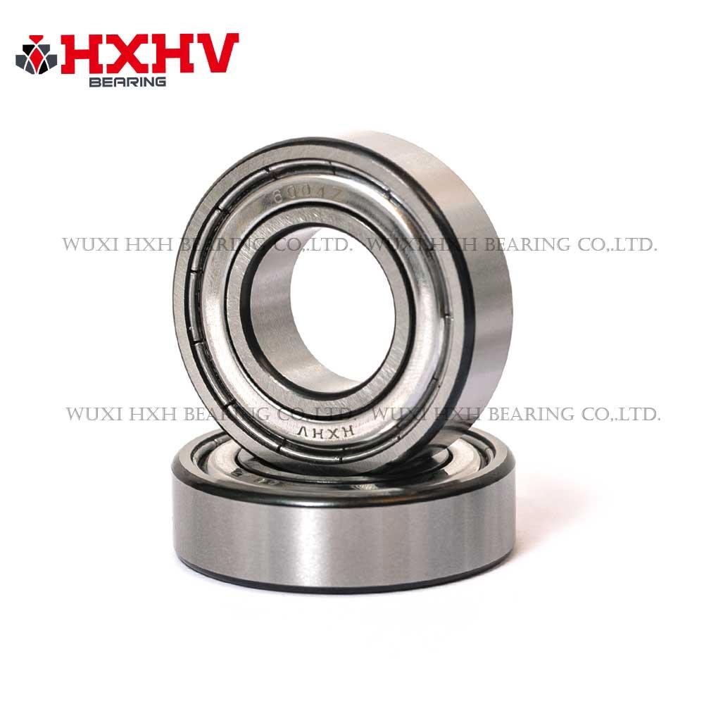 HXHV bearing 6004-zz deep groove ball bearing with black edge