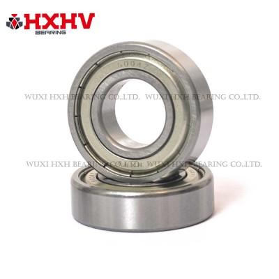 6004-zz with size 20x42x12 mm- HXHV Deep Groove Ball Bearing