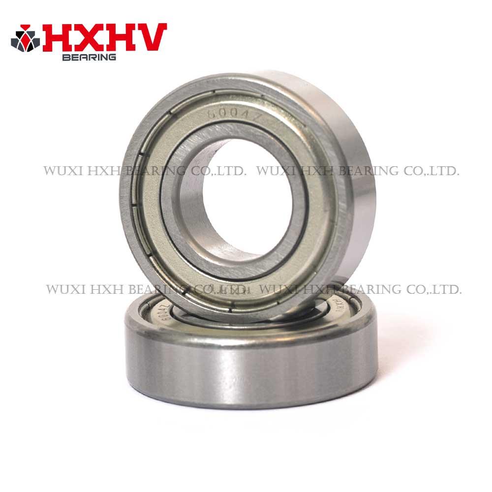 HXHV bearing 6004-zz deep groove ball bearing with size 20x42x12 mm