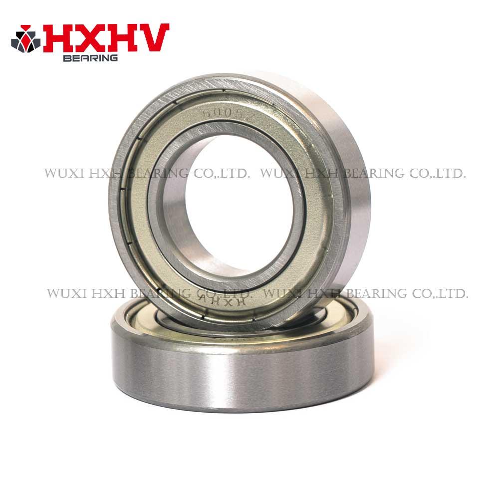 HXHV bearing 6005-zz deep groove ball bearing with size 25x47x12 mm