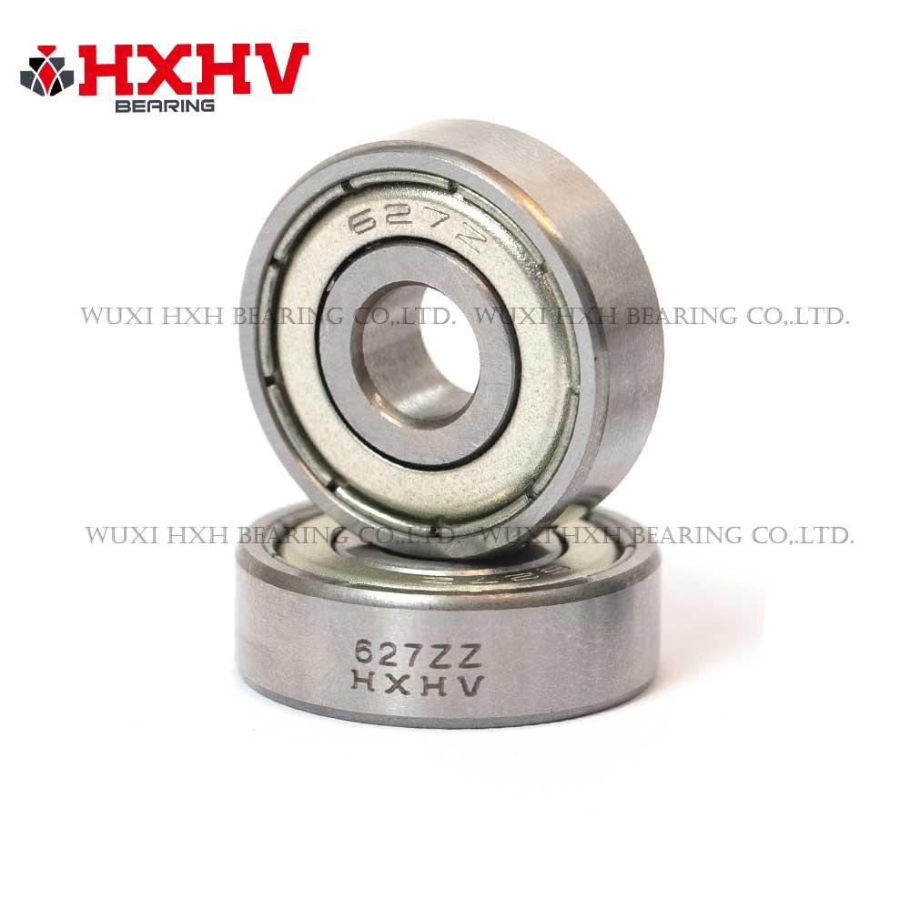 HXHV bearings 627zz deep groove ball bearing with size 7x22x7 mm