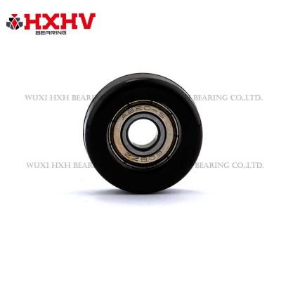 HXHV black sliding gate roller wheels