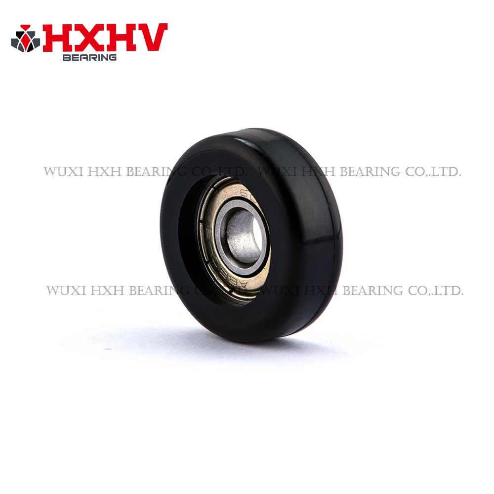 HXHV black sliding gate roller wheels (2)