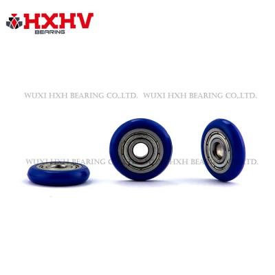 HXHV blue sliding door roller wheels