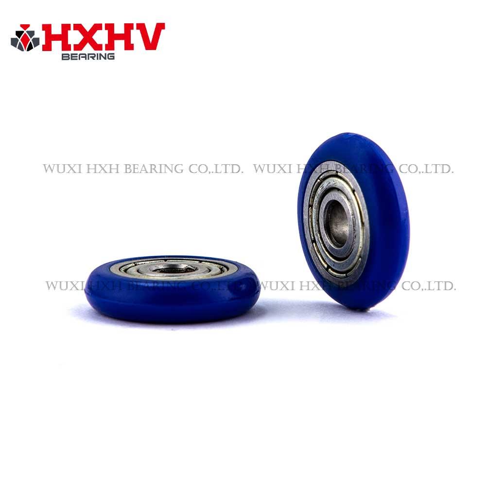 HXHV blue sliding door roller wheels (2)
