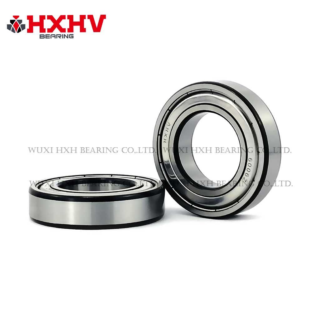 HXHV chrome steel ball bearing 6006zz with balck edge (1)
