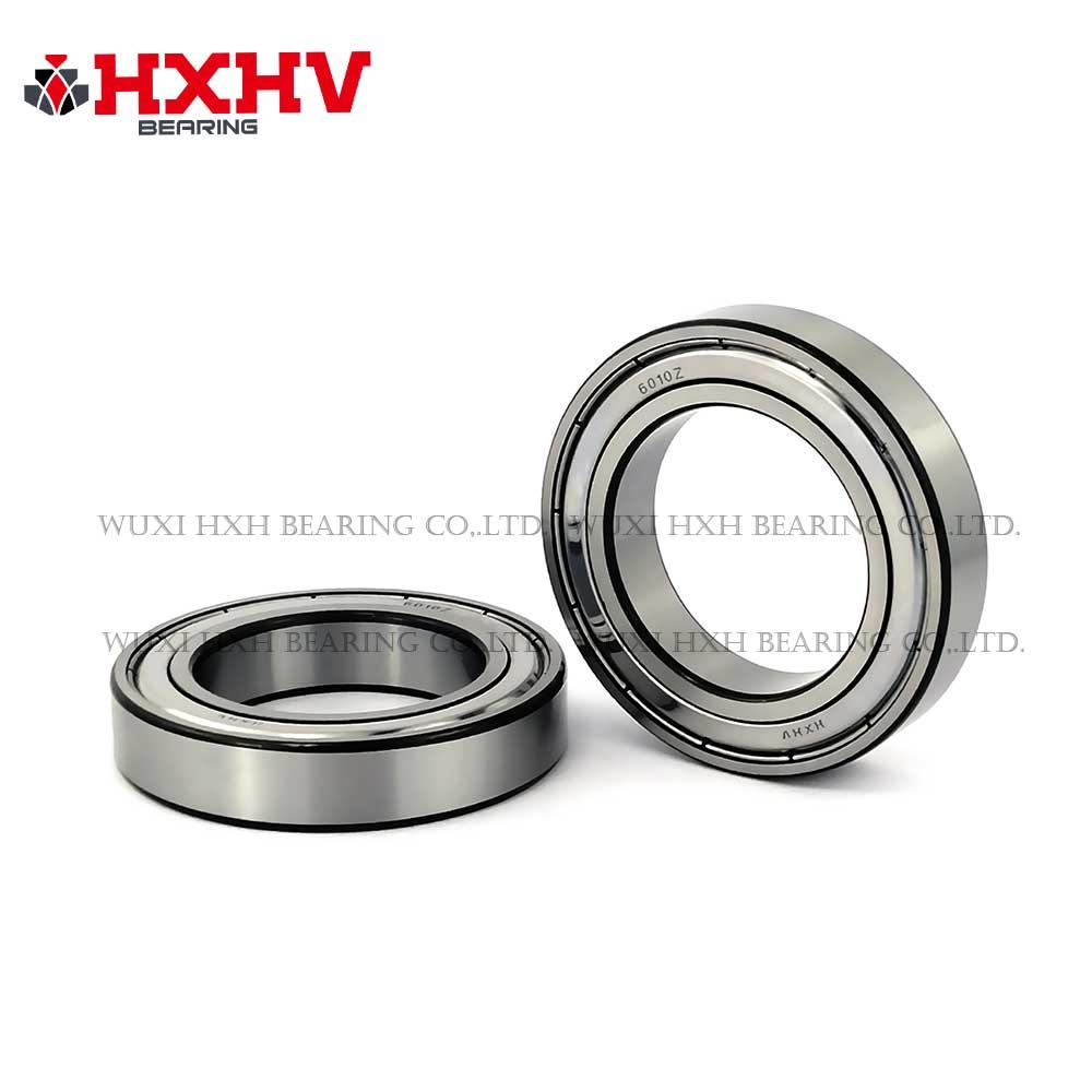 HXHV chrome steel ball bearing 6010zz with black edge (1)