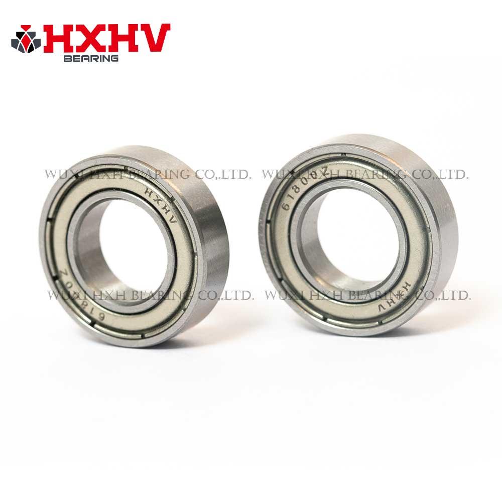 HXHV chrome steel ball bearing 61800 zz with size 10x19x5 mm