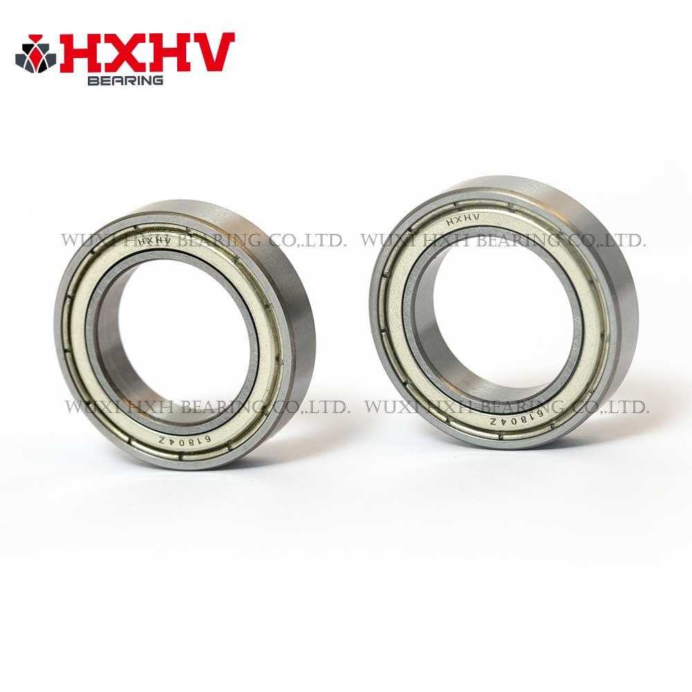 HXHV chrome steel ball bearing 61804 zz with size 20x32x7 mm